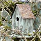 Birdhouse - Green Country