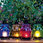 Garden Lanterns - Multi-color